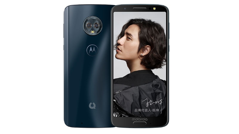 Moto G6 Launched in China as