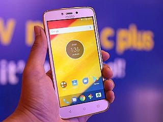 Moto C Plus 'Entire Stock' Was Sold Out Within 7 Minutes in First Sale, Says Flipkart