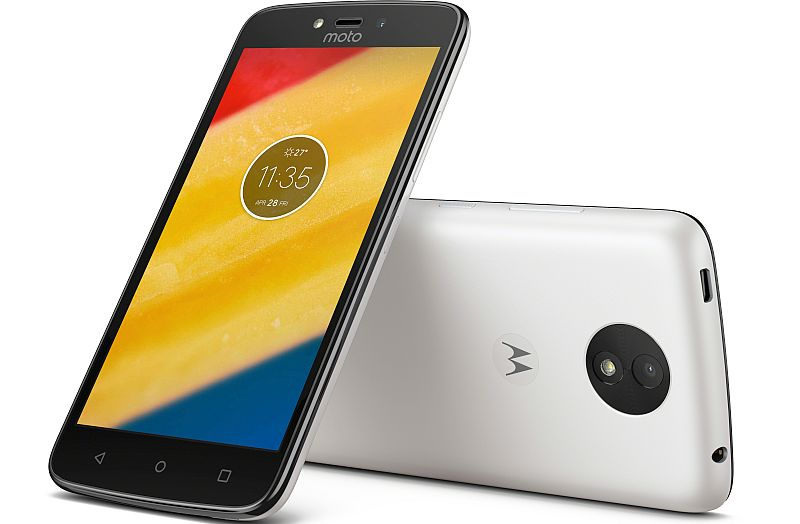 Moto C Plus With 4000mAh Battery to Launch in India Today