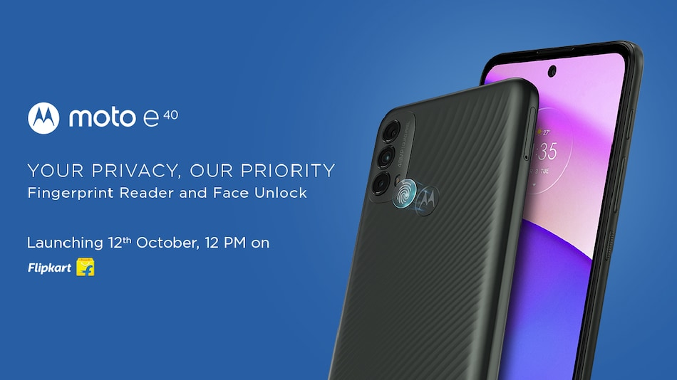 Moto E40 Set to Launch in India Today: Expected Price, Specifications