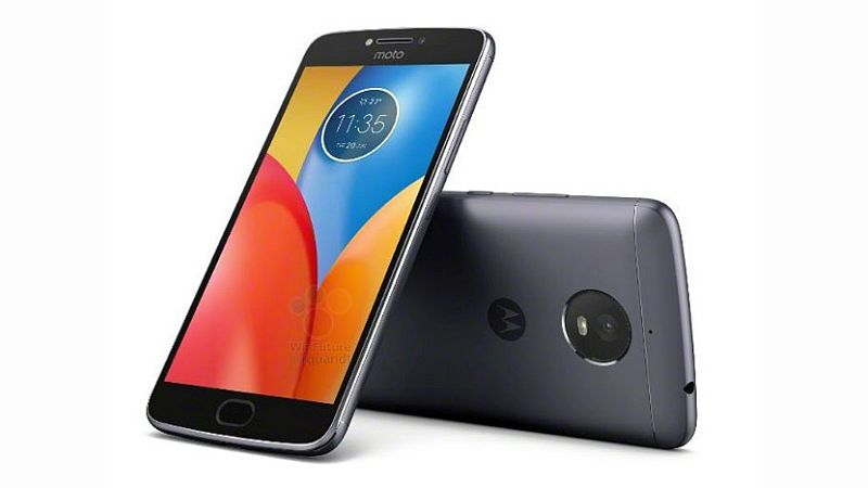 It's the Moto E4's turn to be leaked