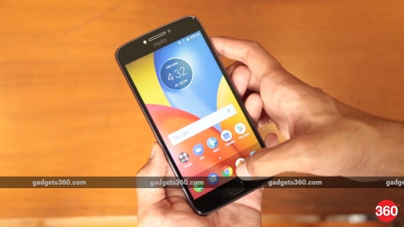 Moto E4 Plus Sees Over 1 Lakh Units Sold Within 24 Hours of