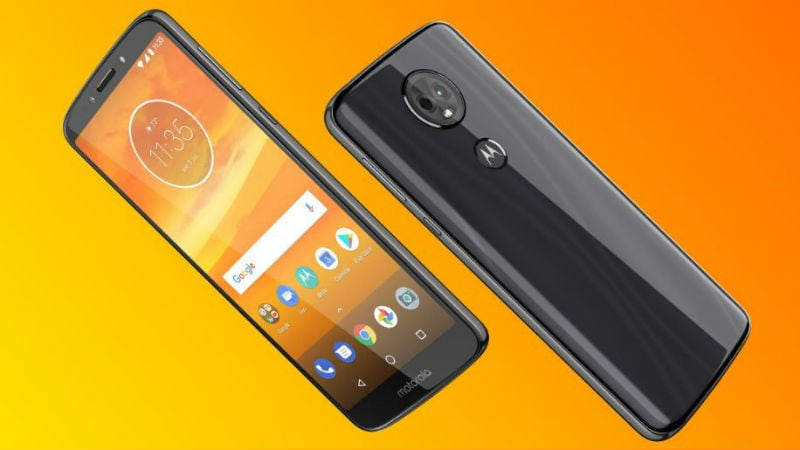 Moto E5 Plus to Launch in India on July 10; Will Be an Amazon Exclusive Phone