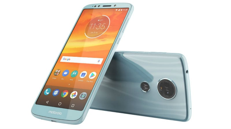 Moto E5 Plus Render Leaks Ahead of Launch, Reveals Design Details