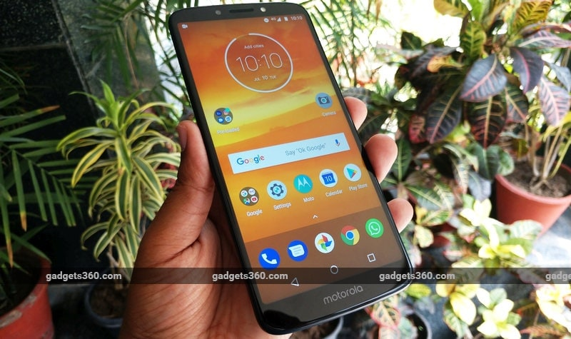 Moto E5 Plus With 5000mAh Battery, Moto E5 With 4000mAh Battery Launched in India: Price, Specifications