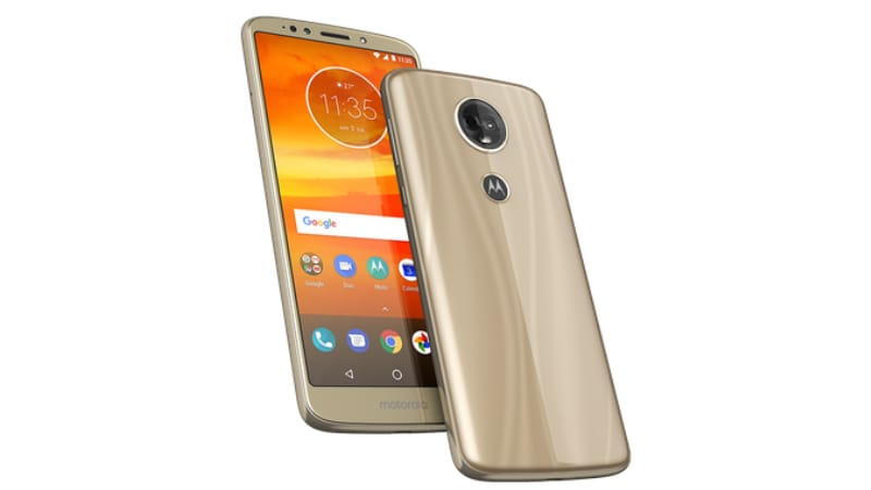 Moto E5 Plus Set to Launch in India Today