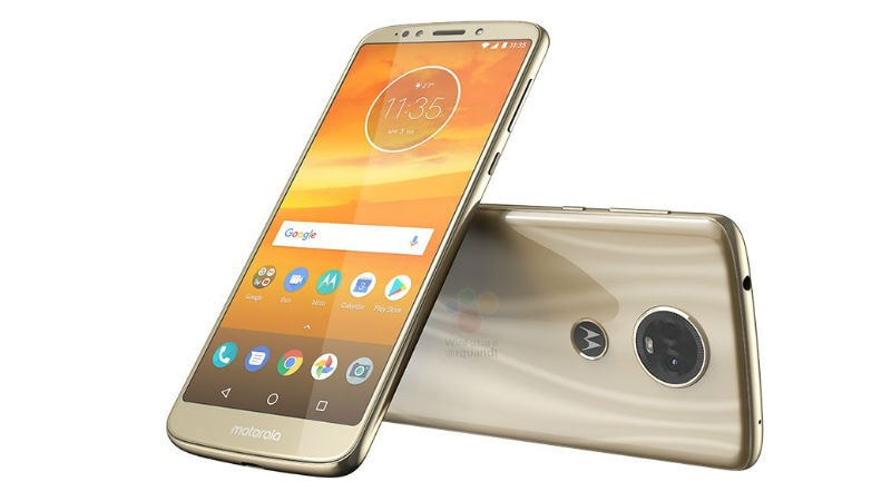 Moto E5, Moto E5 Plus Design Tipped in New Image Leak