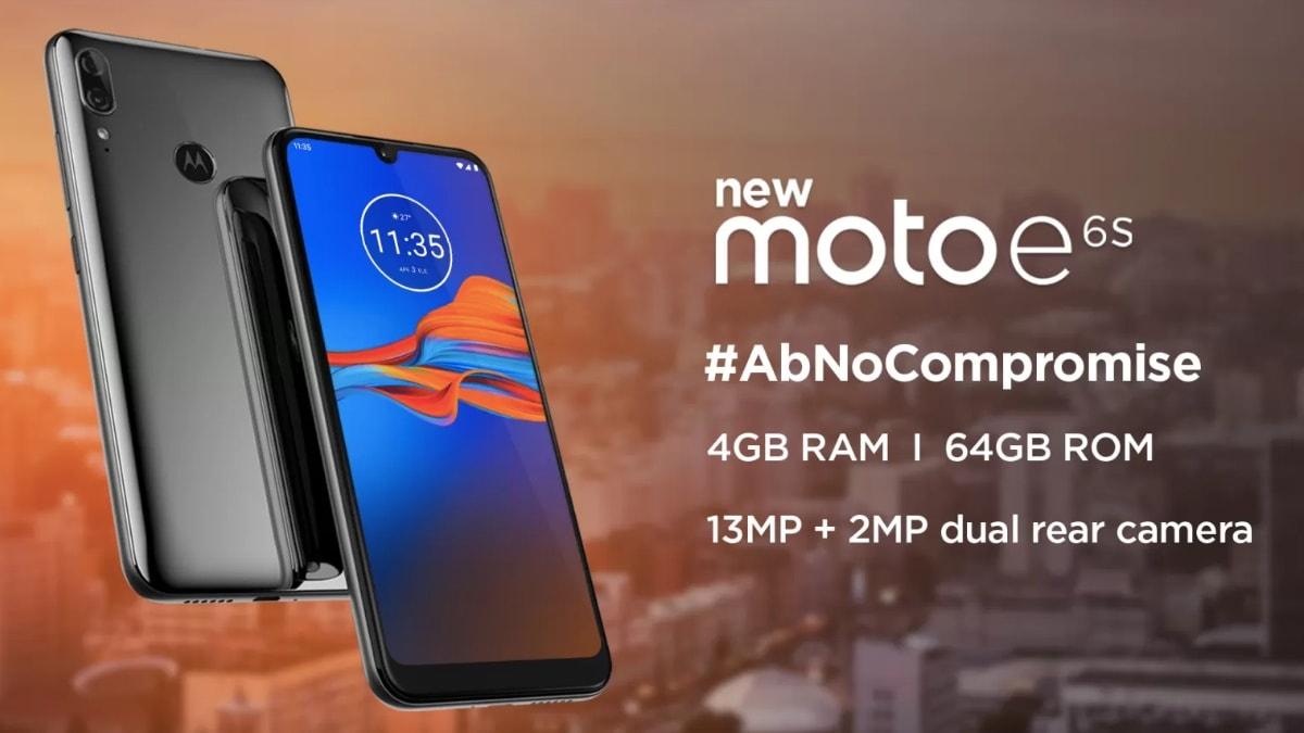 Image result for Motorola E6S