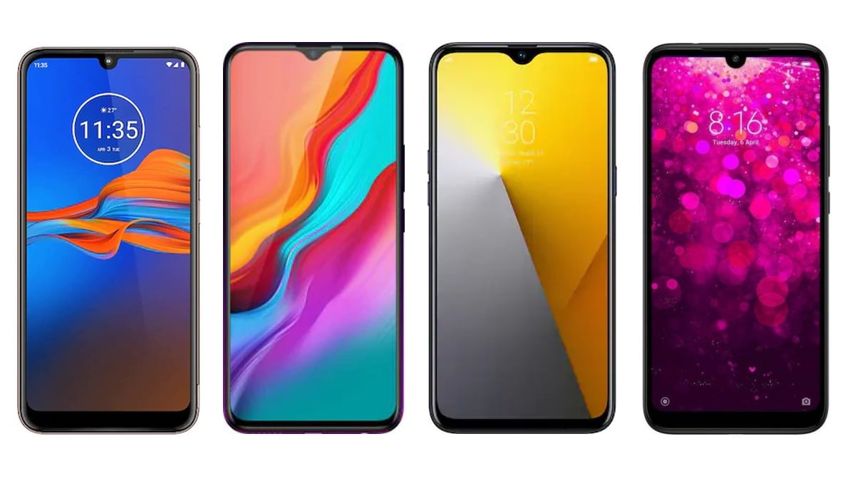 Moto E6s vs Infinix Hot 8 vs Realme 3i vs Redmi 7: Price in India, Specifications Compared
