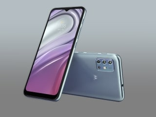 Moto G20 With Unisoc T700 SoC, Quad Rear Cameras Launched: Price, Specifications