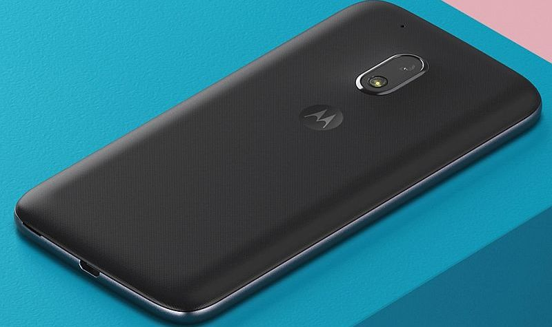Moto G5 Plus Leaked Live Image Suggests 5.2-inch Display, 3000mAh Battery, and More