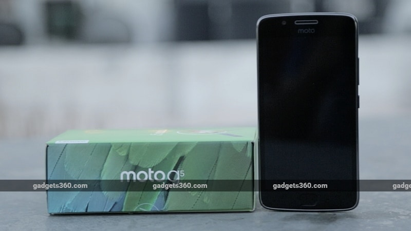 Moto G5 With Metal Body, Android 7.0 Nougat Launched in India: Price, Release Date, Specifications, and More