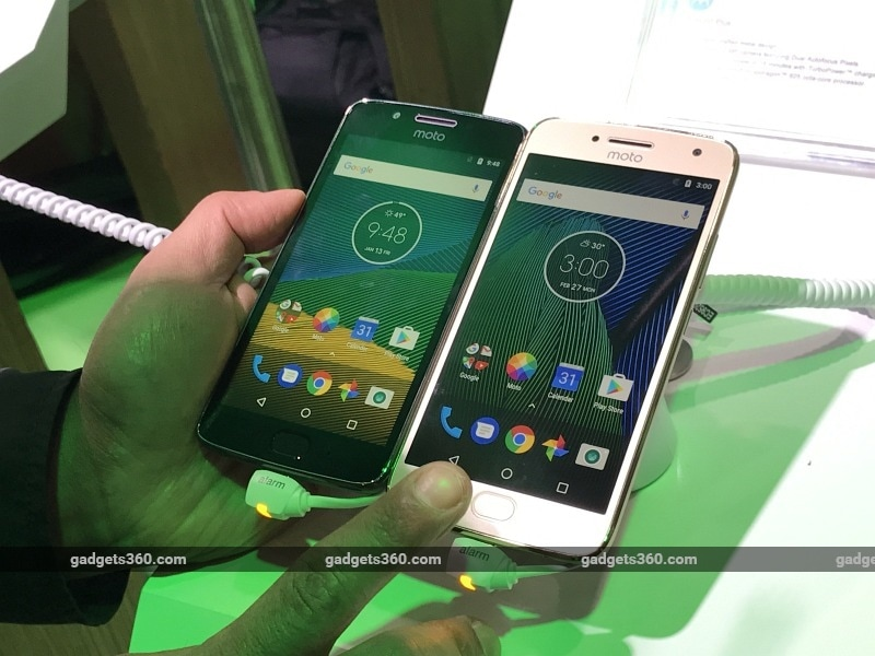 Moto G5, G5 Plus Launched at MWC 2017; Coming to India in March