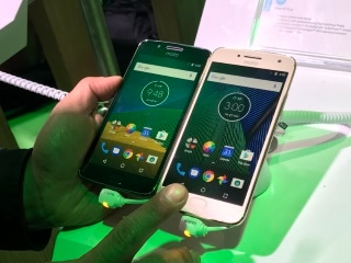 Moto G5, Moto G5 Plus First Look