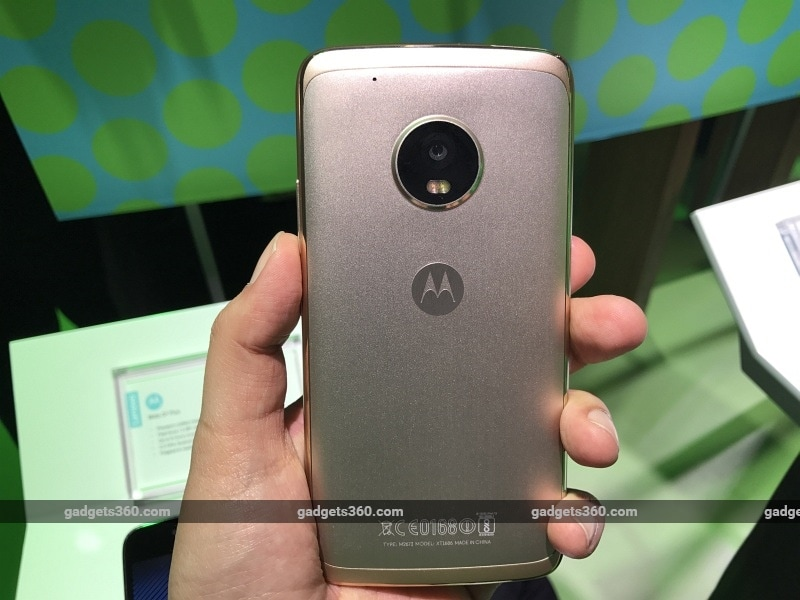 Moto G5 Plus India Launch Set for Today; How to Watch Live Stream