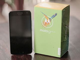 Moto G5 Plus Now Available via Amazon India as Well