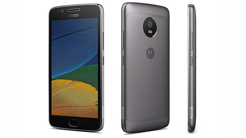 Lenovo Moto launches new devices Moto G5, Moto G5 Plus
