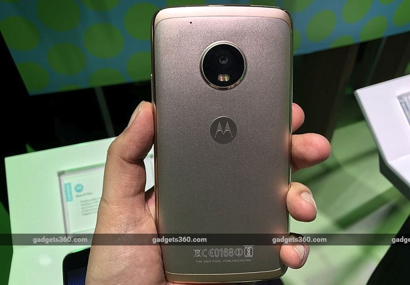 Moto G5 Plus to Be Sold Exclusively on Flipkart, Likely to Hit Stores in India on March 15
