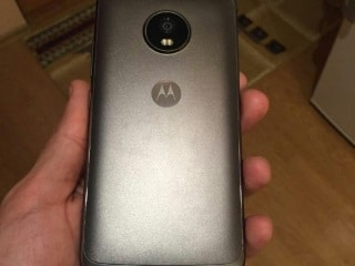 Moto G5 Plus Image Leaked; Appears Identical to Previously Leaked Moto X (2017)