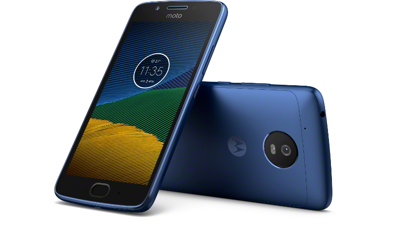 Moto G5 Blue Sapphire Variant Spotted In Leaked Press
