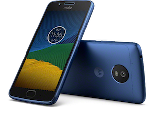 Moto G5 Blue Sapphire Variant Spotted in Leaked Press Renders