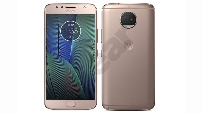 Moto G5S Plus Leaked in Images With Dual Camera Setup, Four Colour Options