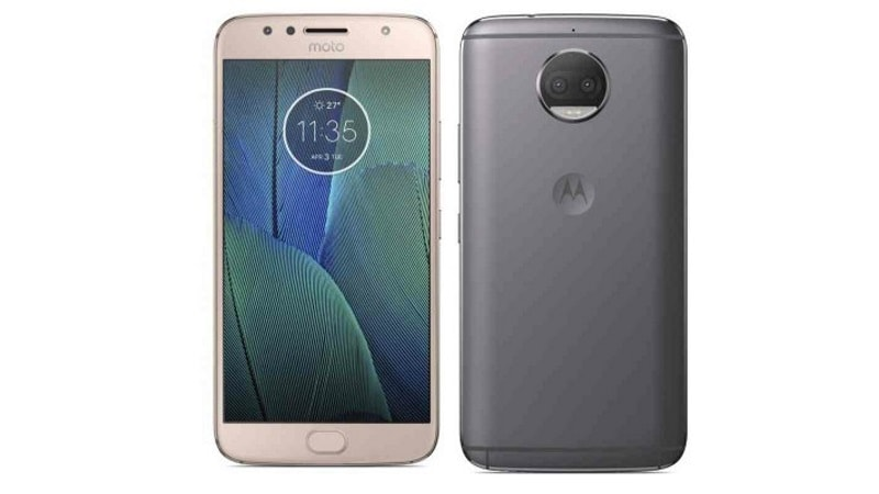 Moto Z2 Image Leaked in Official Website, Reveals Specs