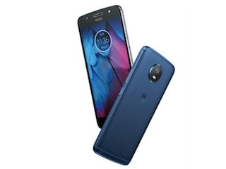 Moto G5S Midnight Blue Variant Launched in India; Introductory Offer Slashes Price by Rs. 2,000