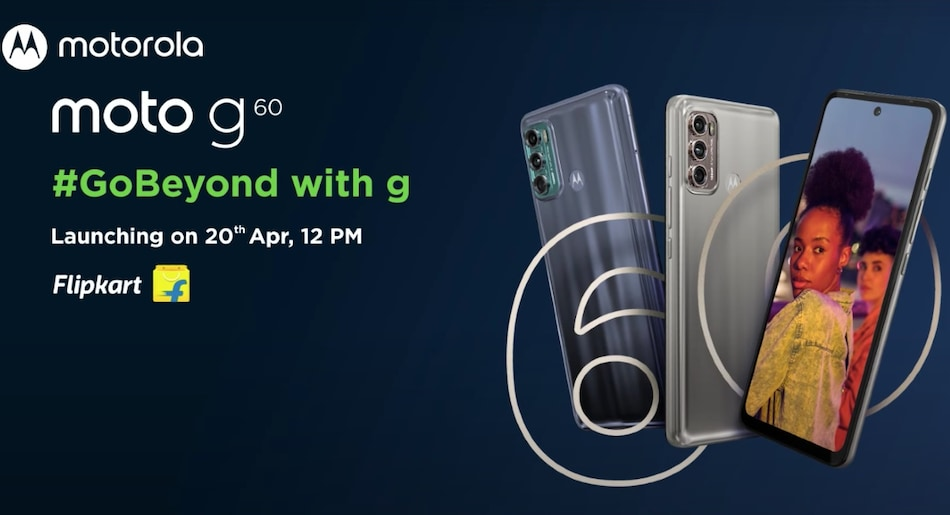 Moto G60, Moto G40 Fusion Set to Launch in India Today: Specifications