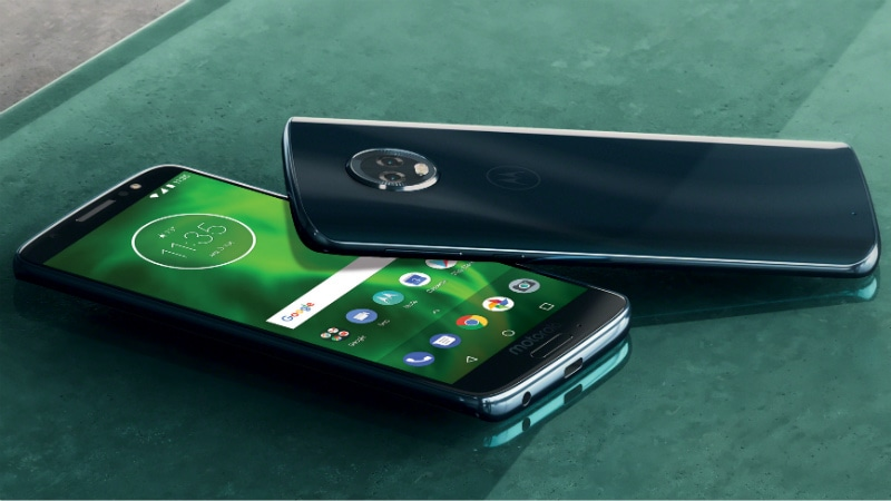 Moto G6, G6 Play teased to launch in India soon