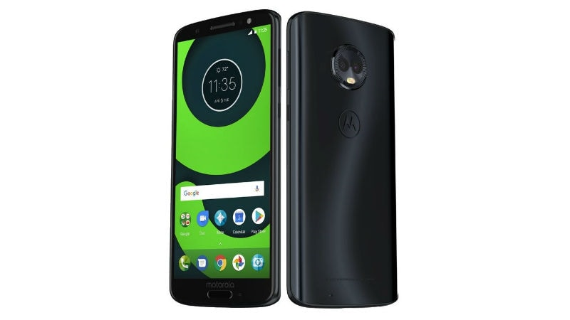Moto G6 Moto G6 Play Moto G6 Plus Price Images Specifications