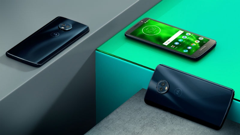 Moto G6 Series Will Get Only One Major Android Update, No Update for Moto E5 Lineup: Report