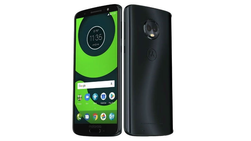 Moto G6 Plus Geekbench listing reveals key specs
