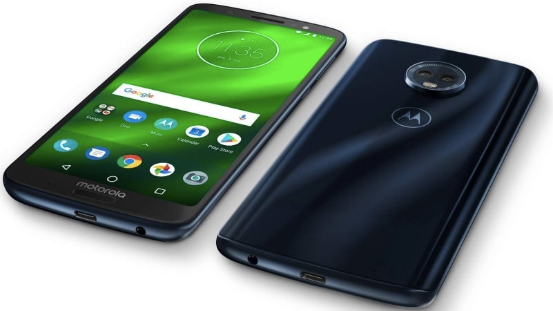 Moto Z3, Moto G6 Plus Now Receiving Android 9 Pie Update: Reports