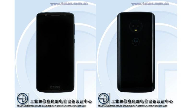 Moto G6 की तस्वीरें आईं सामने, स्पेसिफिकेशन भी सार्वजनिक