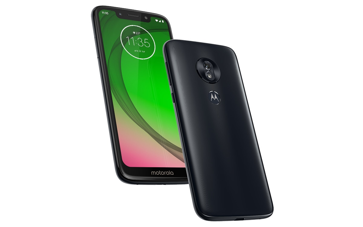 Moto G8 Play Specifications Leaked, Tipped to Feature MediaTek SoC, HD+ Screen, 4,000mAh Battery