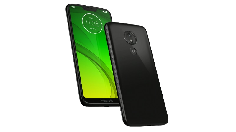 Moto G7 Power With 5,000mAh Battery, 19:9 Display Launched in India: Price, Specifications