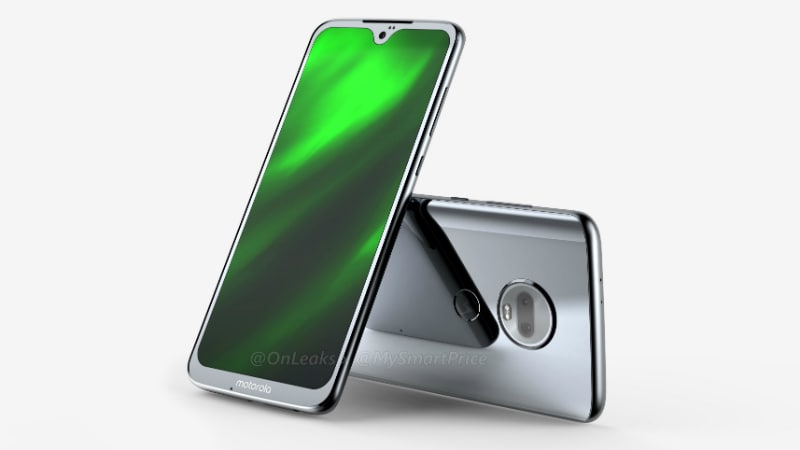 Moto G7 Leaked Renders, Video Show Waterdrop Display Notch and Camera Bump