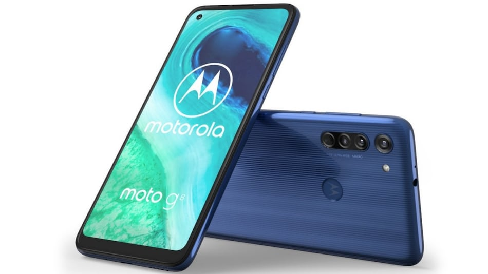 Moto G8 With Triple Rear Cameras, Snapdragon 665 SoC Launched: Price, Specifications