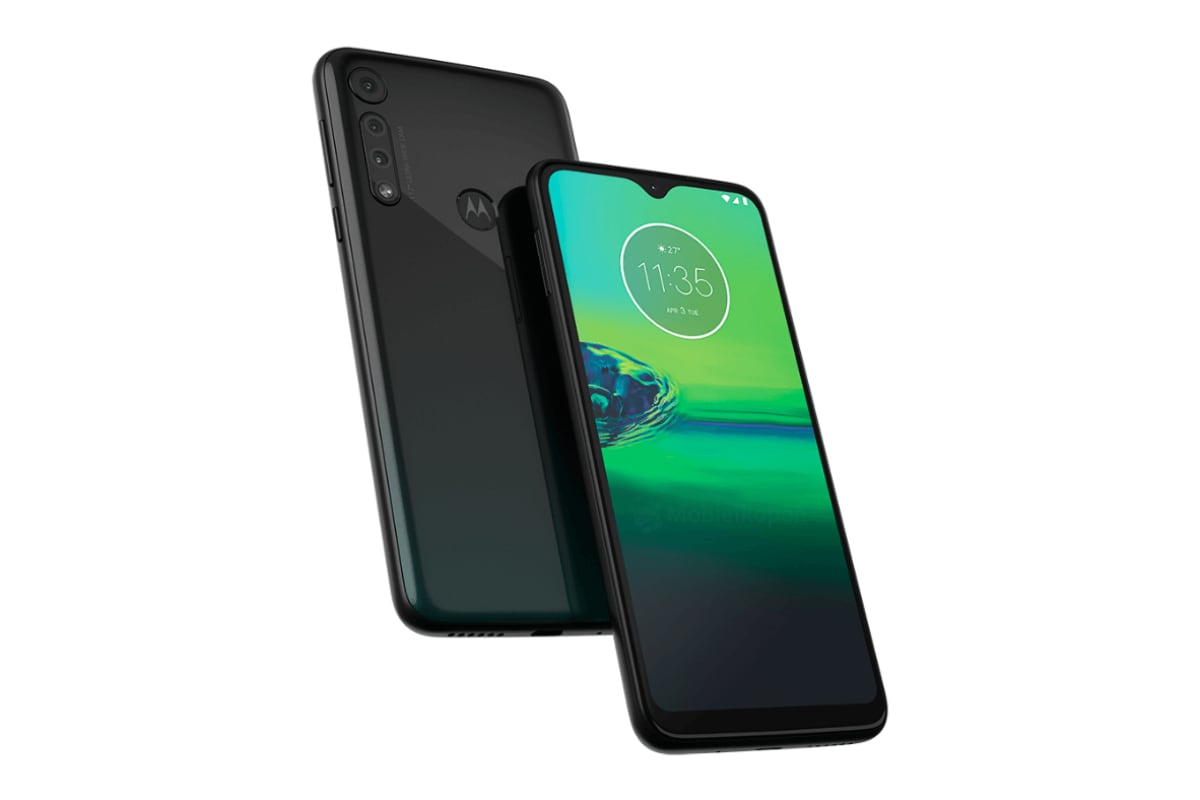 Moto G8 Renders Leak to Suggest Triple Rear Cameras, Launch Date Tipped for October 24