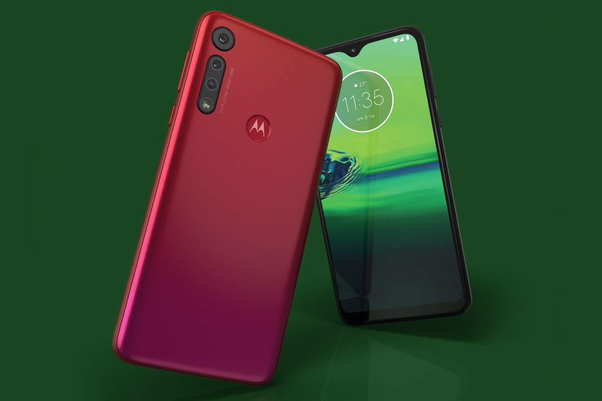Moto G8 Play, Moto E6 Play With HD+ Max Vision Displays Launched: Price, Specifications