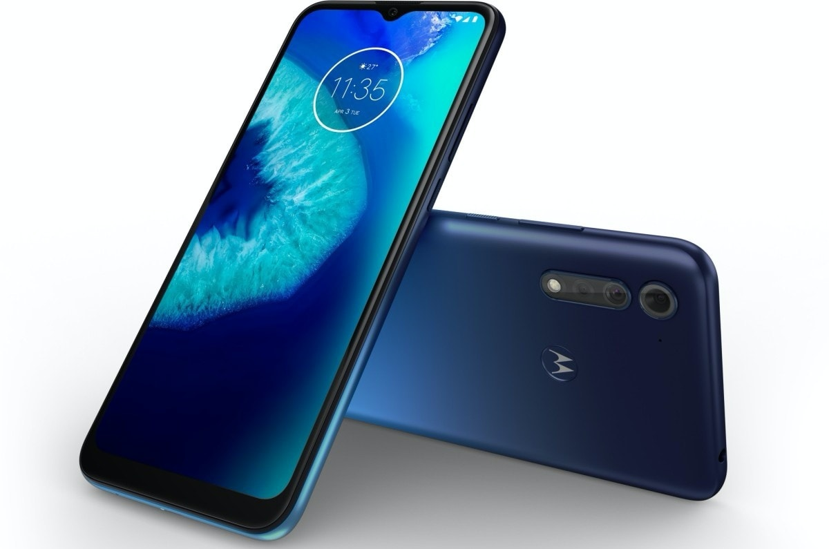 Moto G8 Power Lite With 5,000mAh Battery, Helio P35 SoC Launched in India: Price, Specifications
