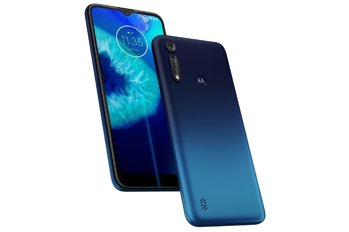 Moto G8 Power Lite to Go on Sale Today at 12 Noon via Flipkart: Price in India, Specifications