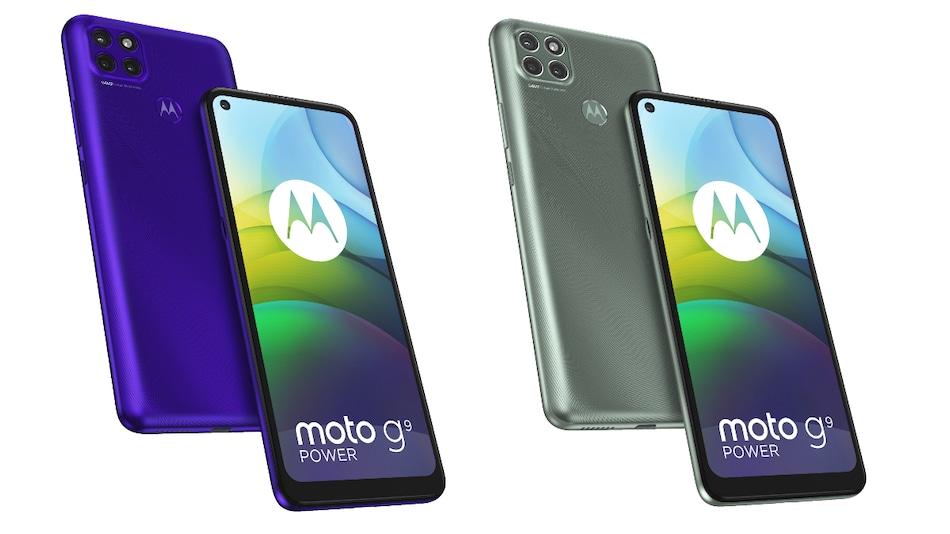 Moto G9 Power दमदार बैटरी के साथ लॉन्च, जानें स्पेसिफिकेशन