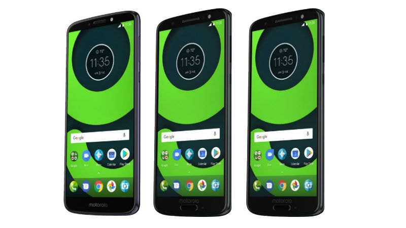Moto G6, Moto G6 Plus, Moto G6 Play Launch Expected Today: Price, Specifications, and More You Should Know
