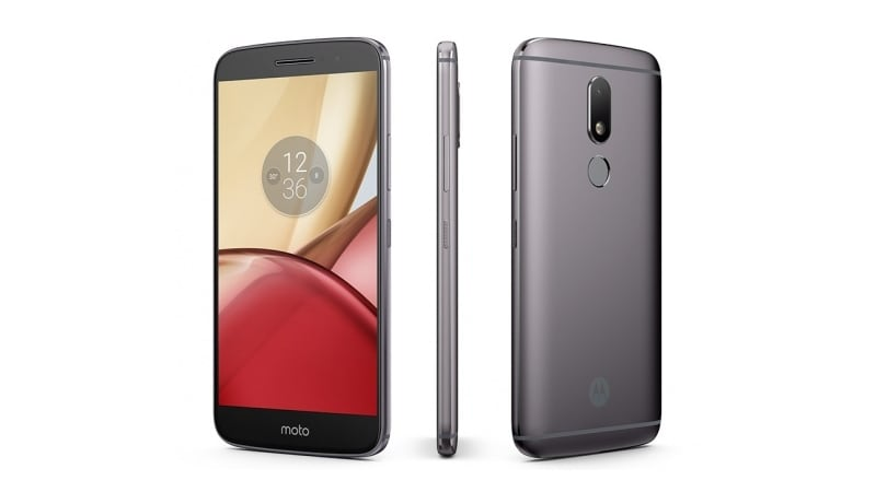 Moto M Grey Colour Variant to Go on Sale in India With Up to Rs. 15,000 Exchange Discount