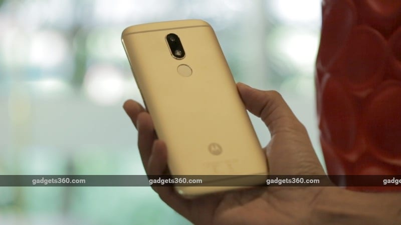 Moto M 'All-Metal' Smartphone Becomes Available to Buy Offline in India