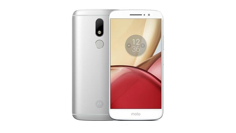 Moto M All-Metal Smartphone Launched in India Starting Rs. 15,999