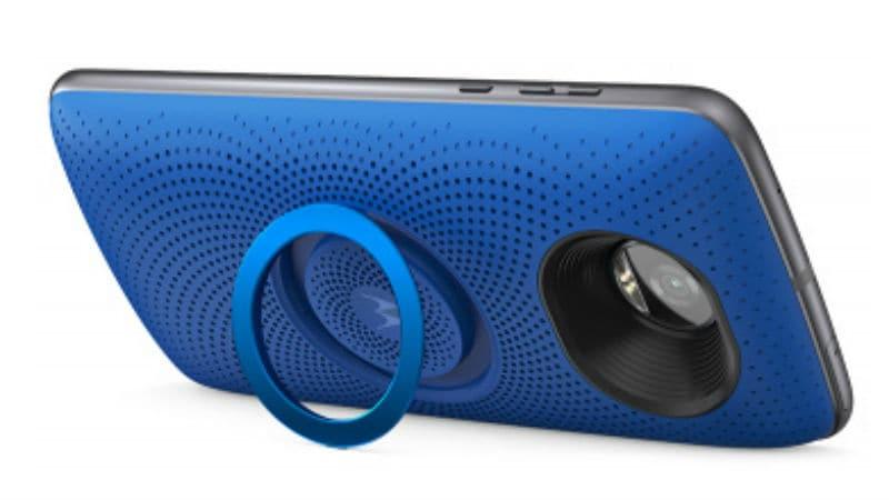 Motorola Adds New Moto Stereo Speaker to Its Moto Mods Lineup