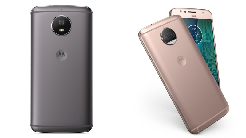 Moto G5S and Moto G5S Plus With Android 7.1.1, Metal Body Launched: Price, Specifications, Features
